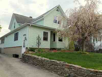 Raymond Single Family Home For Sale: 25 Main Street