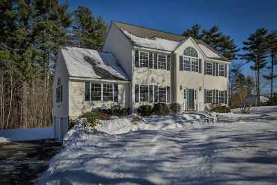 Salem Single Family Home Active Under Contract: 8 Abbey Road