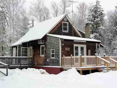 Newbury Single Family Home Active Under Contract: 2714 Wallace Hill Road