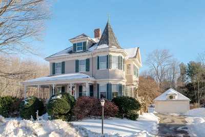 Rye Single Family Home For Sale: 722 Washington Road