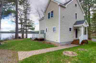 Belknap County Single Family Home For Sale: 15 Nichols Circle