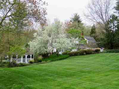 Stratham Single Family Home For Sale: 16 Coach Road