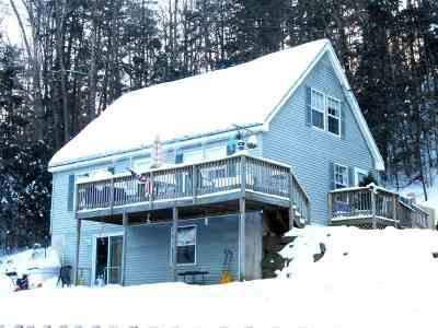 Meredith Single Family Home For Sale: 27 N.h. Route 132