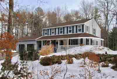 Somersworth Single Family Home Active Under Contract: 75 Rocky Hill Road