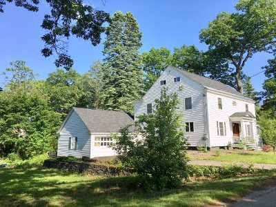 Laconia Single Family Home For Sale: 317 Pleasant Street