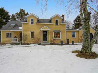Rye Single Family Home Active Under Contract: 20 Blueberry Lane