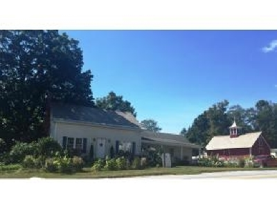 Pittsford Single Family Home For Sale: 3067 Us 7 Route