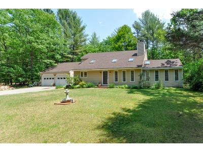Conway Single Family Home For Sale: 521 Blueberry Lane