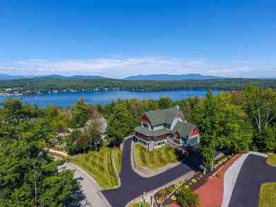Gilford Single Family Home For Sale: 95 Upper Mile Point Drive