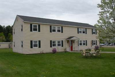 Merrimack County Rental For Rent: 180 North Main Street #F-4