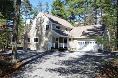 Conway Single Family Home For Sale: 47 Poliquin Drive #2