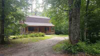 Merrimack County Single Family Home For Sale: 303 Newbury Road