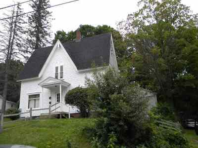 Merrimack County Multi Family Home For Sale: 21 Pleasant Street