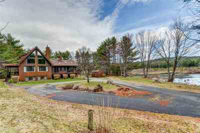 Belknap County Single Family Home For Sale: 759 Stage Road