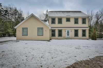 Merrimack County Single Family Home For Sale: 51 Winslow Circle