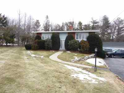 Merrimack County Rental For Rent: 39 Mammoth Road