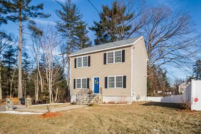 Hudson Single Family Home For Sale: 3 Maywood Street