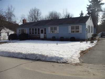 Milford Single Family Home For Sale: 12 Woodward Drive