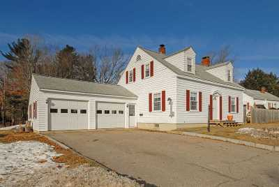 Somersworth Single Family Home Active Under Contract: 385 High Street