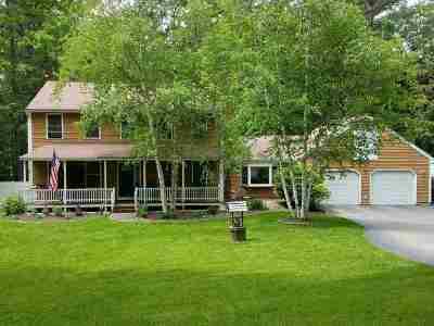 New Hampton Single Family Home Active Under Contract: 46 Colony Lane