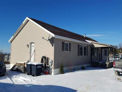 Leicester Single Family Home For Sale: 428 Shackett Road