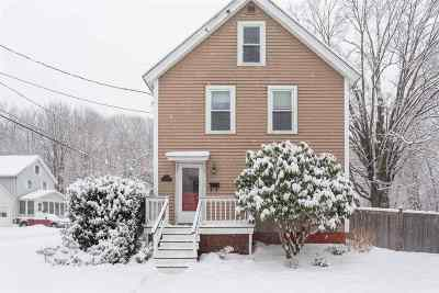 Exeter Single Family Home For Sale: 14 Harvard Street