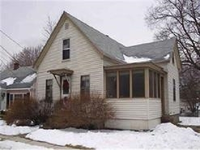 Nashua Single Family Home For Sale: 107 Tolles Street