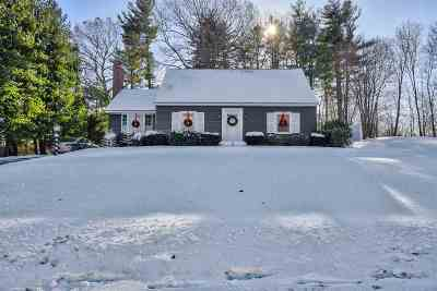 Manchester Single Family Home For Sale: 41 Maynard Avenue