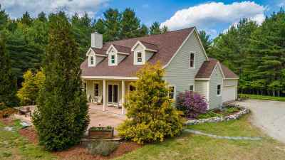 Plymouth Single Family Home For Sale: 61 Morse Road