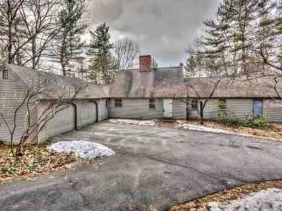 Amherst Single Family Home Active Under Contract: 12 Pinnacle Road