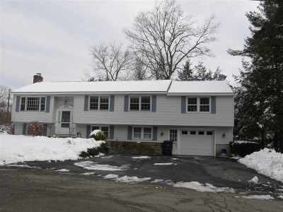 Nashua Single Family Home Active Under Contract: 1 Wellesley Road