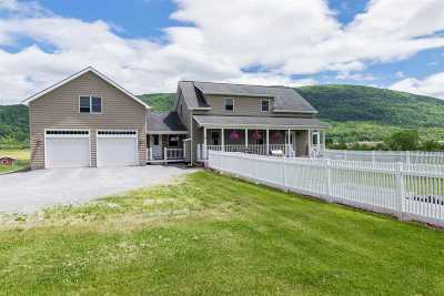 Monkton Single Family Home For Sale: 3463 Mountain Road