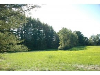 Plymouth Residential Lots & Land For Sale: Fairgrounds Road