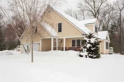 Stratham Single Family Home For Sale: 1 Vineyard Drive
