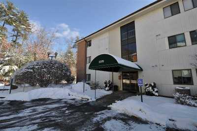 Nashua Condo/Townhouse For Sale: 307b Amherst Street #342