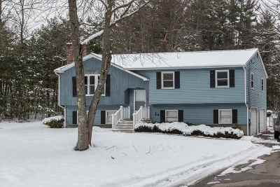 Litchfield Single Family Home Active Under Contract: 19 Garden Drive