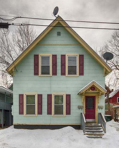 Manchester Single Family Home Active Under Contract: 41 Sterling Avenue