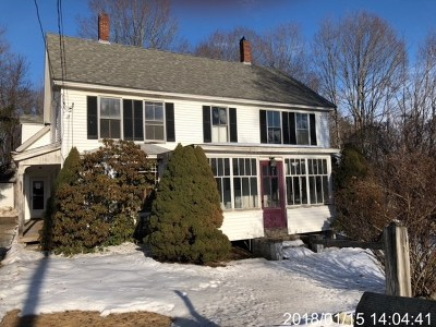 Tilton Single Family Home For Sale: 10 Church Street