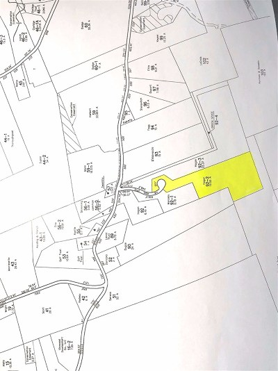 Sanbornton Residential Lots & Land For Sale: Lot 92-2 Vail Road