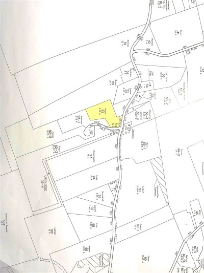 Sanbornton Residential Lots & Land For Sale: Lot 92 Steele Hill Road