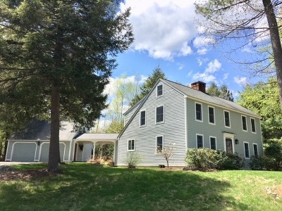 Laconia Single Family Home For Sale: 5 Hemlock Circle
