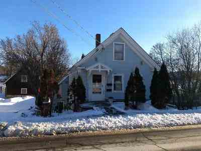Littleton Multi Family Home For Sale: 72 Pleasant Street