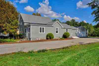 Amherst Single Family Home Active Under Contract: 17 Border Street