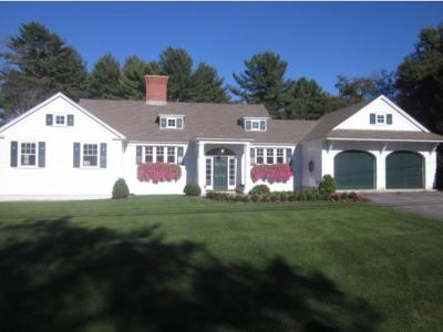 Hampton Falls Single Family Home For Sale: 235 Exeter Road