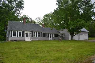 Epsom Single Family Home Active Under Contract: 357 New Rye Road
