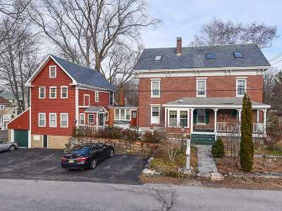 Kittery Single Family Home For Sale: 6 Water Street