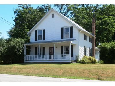 Single Family Home Sold: 5592 Route 7