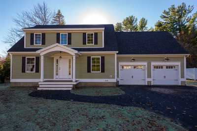 Lee Single Family Home For Sale: 28 Chestnut Farm Road
