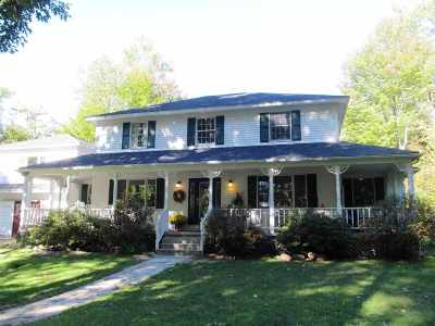 Francestown Single Family Home Active Under Contract: 345 Scoby Road