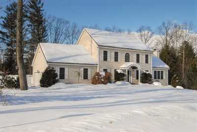 Strafford County Single Family Home Active Under Contract: 34 Quaker Lane